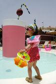 小孩玩的泳池 — 图库照片
