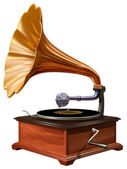 Gramophone — Stock Photo