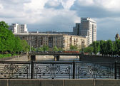 Most v Charkově — Stock fotografie