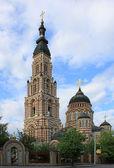 Katedra w charkowie — Zdjęcie stockowe