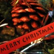 Foto de Stock  : Merry Christmas