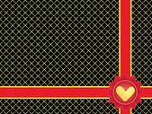 Valentine's Day gift — Stock Vector