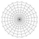 Cobweb — Stock Vector
