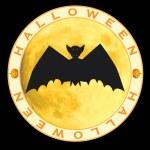 Halloween sign — Stock Vector #9668912