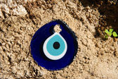 Turkish evil eye — Stock Photo