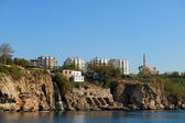 Coast Antalya in Turkey — Stock Photo