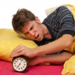 Wake up call - Stock Photo