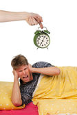 Wake up call — Stock Photo