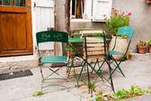 Fransız Teras — Stok fotoğraf
