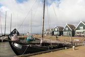 Dutch village marken — Stock Photo