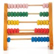 toy abacus — Stock Photo