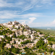 Hilltop village Gordes — Stock Photo