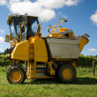 Grape Harvester — Stock Photo #9563346
