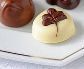 Belgian chocolates — Stock Photo