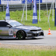 3rd Round of Toyo Drift Cup 2010 - Stock Photo