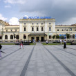 Stock Photo: Cracow Railway Station