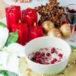 Christmas still life — Stock Photo #8164251