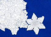 雪の結晶 — ストック写真