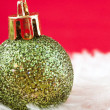 christmas  ball&quot — Stock Photo #8173541