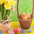 Easter still life — Stock Photo #9179699