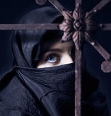 Arabic woman. — Stock Photo