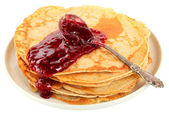 Pancakes . — Stock Photo