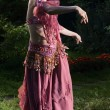 Belly dance. — Stock Photo