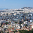 Athens panorama — Stock Photo