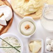 Dairy products — Stock Photo #10271367