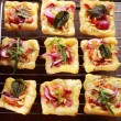 Puff pastry — Stock Photo #10489835