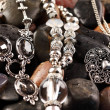 Necklaces and accessories — Stock Photo #8894052
