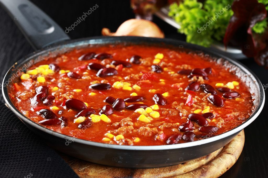 con carne chili con carne hot spicy chilli con carne chili con carne ...