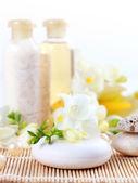 Luxury soap — Stock Photo