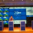 Open day on the Warsaw Stock Exchange — Stock Photo #8537618