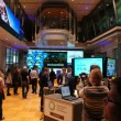 Open day on the Warsaw Stock Exchange — Stock Photo #8537685