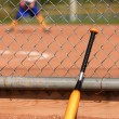 baseball bat — Stock Photo