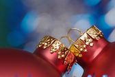 Dekoracje na Boże Narodzenie — Zdjęcie stockowe