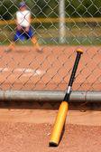 Baseball bat — Stock Photo