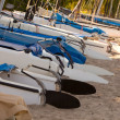 Catamarans — Stock Photo #10053453