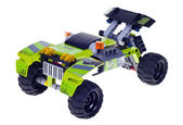 Toy Racing Car — Stock Photo