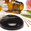 Stock Photo: Alternative medicine with homeopathy