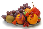свежие фрукты — Стоковое фото