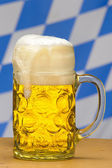 Bavarian beer — Stock Photo