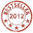 Bestseller 2012 — Stock Photo