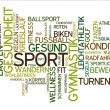 Sport Gesundheit - Stock Photo