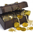 Treasure chest — Stock Photo #9405653