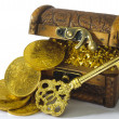 Stok fotoğraf: Treasure chest