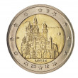 Euro coin — Stock Photo #9882410