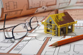 Architectural construction — Stock Photo