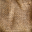 Burlap background — Stockfoto #10263231